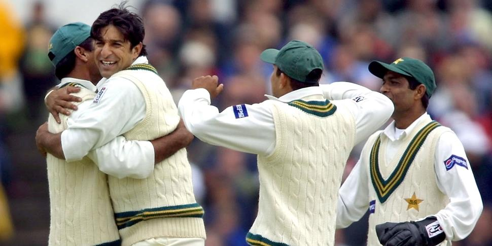 Wasim Akram is the only left-arm pacer to take 400 Test wickets (Photo - Lancashire ccc)
