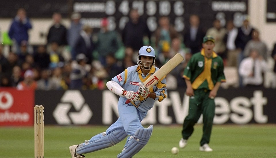 India v South Africa compete in the 1999 Cricket World Cup in England and Wales.jpg