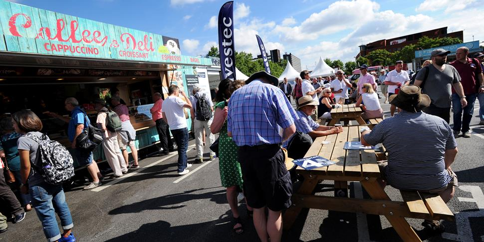 Fan Village at Lancashire County Cricket Club.jpg