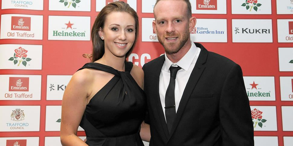 Luke Proctor at the Lancashire County Cricket Club Player of the Year Awards.jpg