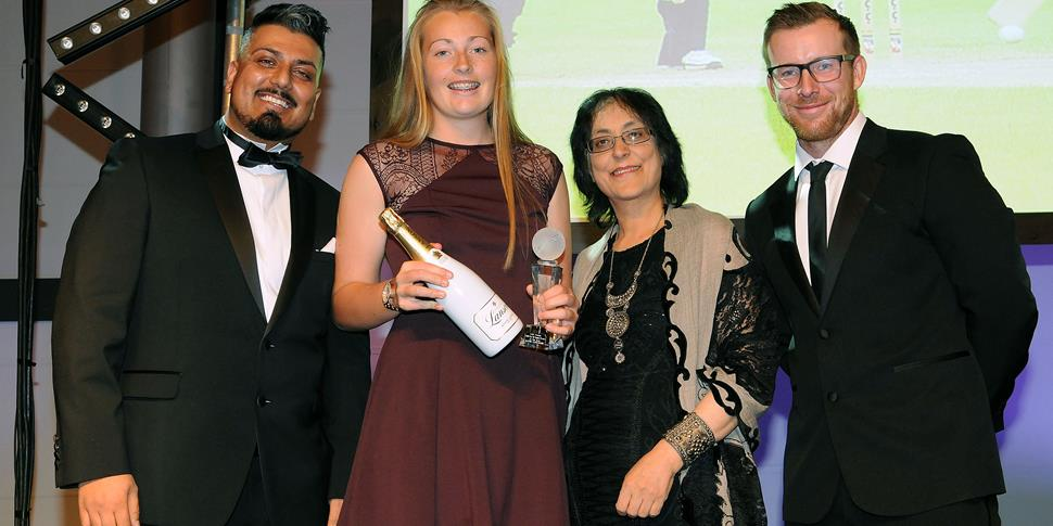 Sophie Eccleston won an award for Lancashire Thunder.jpg