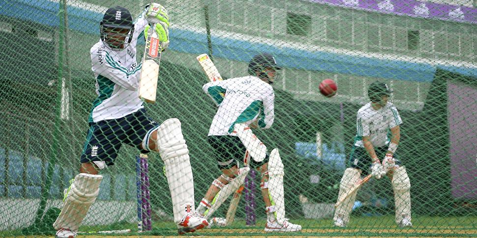 Haseeb training in the nets for England.jpg