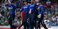 Liam Plunkett takes a wicket for England, dismissing Shai Hope.jpg