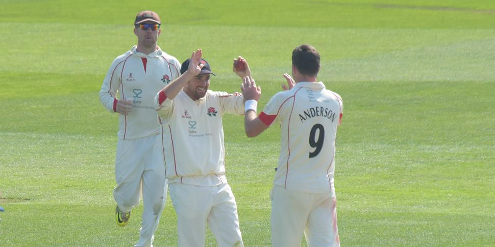 Parry and Anderson celebrate another wicket.jpg