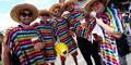 Fans dressed up for the Investec Test Match at Emirates Old Trafford.jpg
