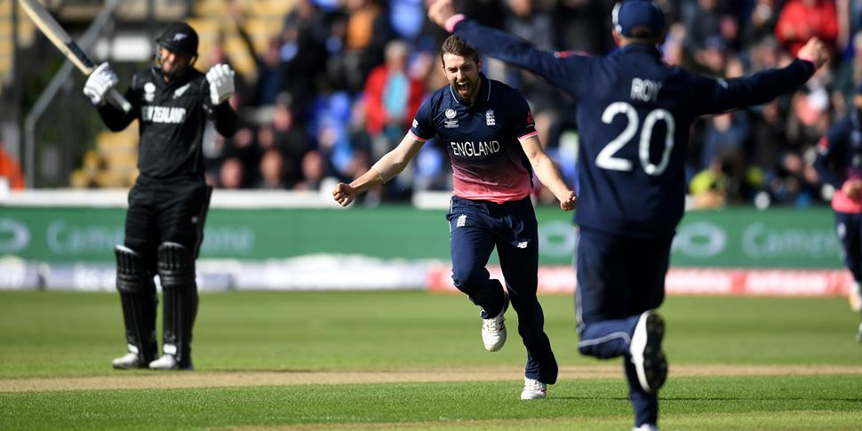 Mark Wood celebrates a wicket in the ICC Champions Trophy against New Zealand.jpg