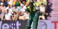 South Africa Captains AB de Villiers hits a boundary against England in the first IT20.jpg