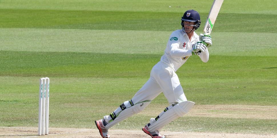 Batsman Keaton Jennings playing for Durham CC at Chester-le-street.jpg