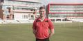 Keaton Jennings behind the scenes signing at Emirates Old Trafford.jpg