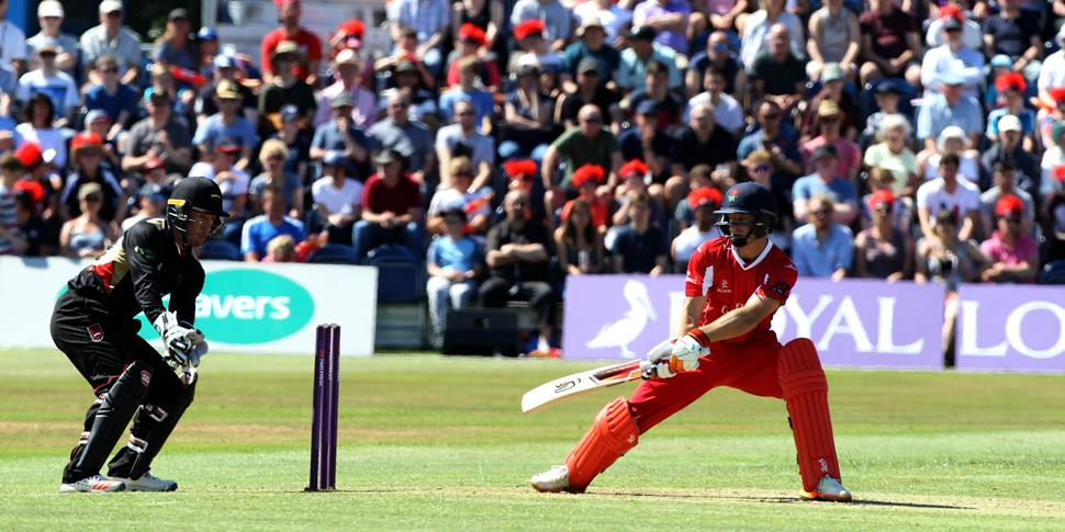 Jos Buttler v Leicestershire Foxes in the NatWest T20 Blast.JPG