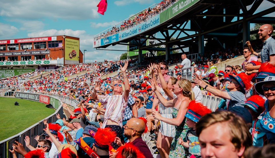 supporters Vitality Blast emirates old trafford.jpg