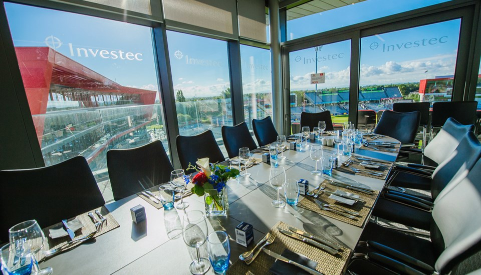 Executive Suite at Emirates Old Trafford Cricket Ground.jpg