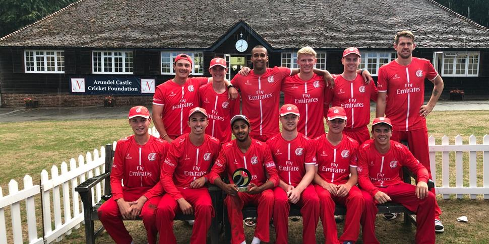 Second XI win T20 Finals Day.JPG